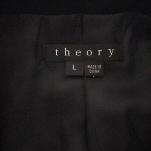 Theory L Men's Overcoat. 90% Wool & 10% Cashmere
